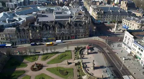 Paisley lined up for £2m town centre transformation