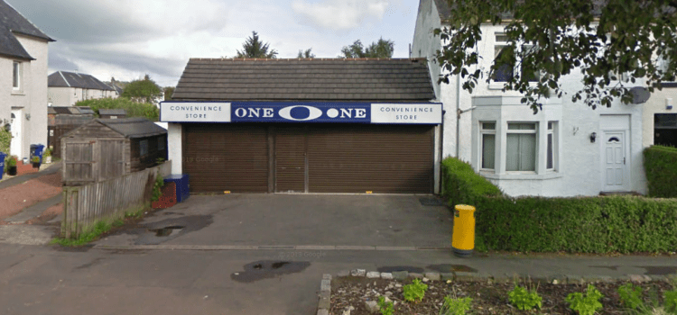 Shop worker threatened in Johnstone weekend robbery