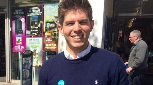Election 2015: Scottish Conservative candidate Fraser Galloway writes for Renfrewshire24