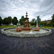Grand Fountain is winner at UK awards ceremony