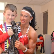 West College sports coaching student wins prize at Scottish Amateur Body-Builder Competition