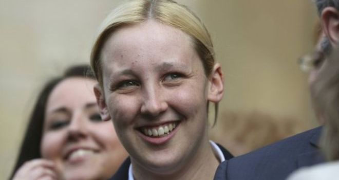 Local MP Mhairi Black graduates with first class degree