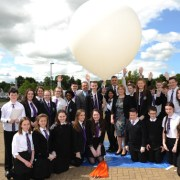 St Andrew's Academy joins the space race