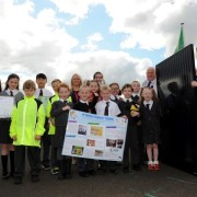 Solar energy boost for ten Refrewshire Primary Schools