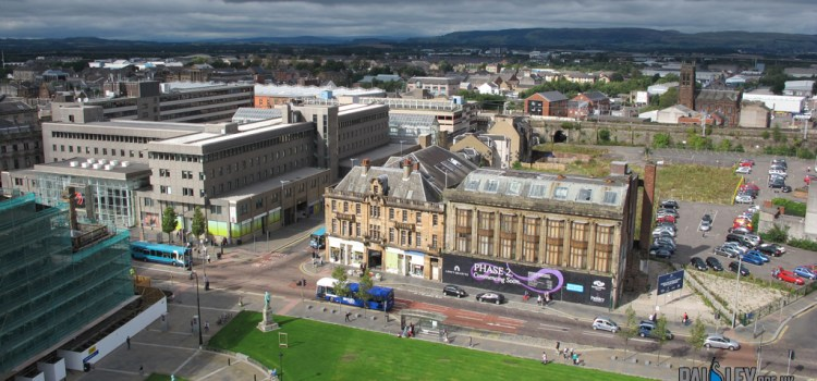 £1.8m Paisley bus investment now moving ahead