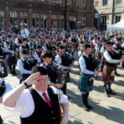Paisley to host annual Pipe Band Championships this Saturday