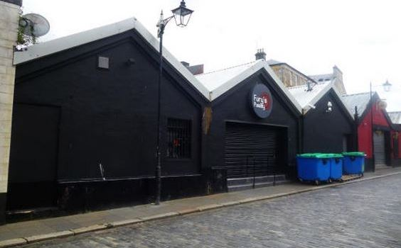 Popular night club Fury's is up for sale