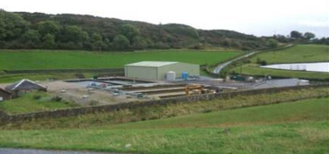 Major upgrade of Muirdykes treatment works to improve local water supply