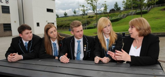Young people make their voice heard at community board meeting