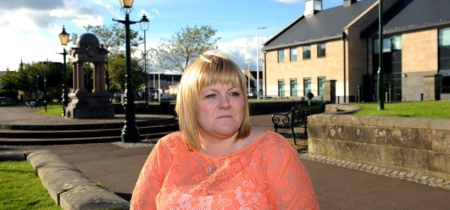 Johnstone mum plans for special memorial space