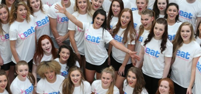 Dance student Nicole's message of hope for eating disorder victims