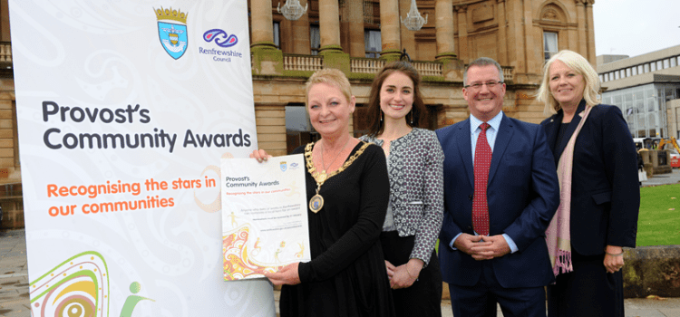Provost Community Awards 2016 now open