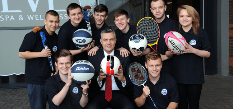 Poverty strategy gives youngsters a sporting chance