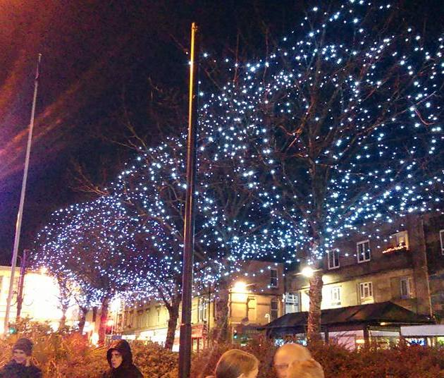 New Christmas lights display funds secured for Johnstone