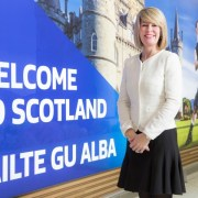 Passenger numbers up at Glasgow Airport