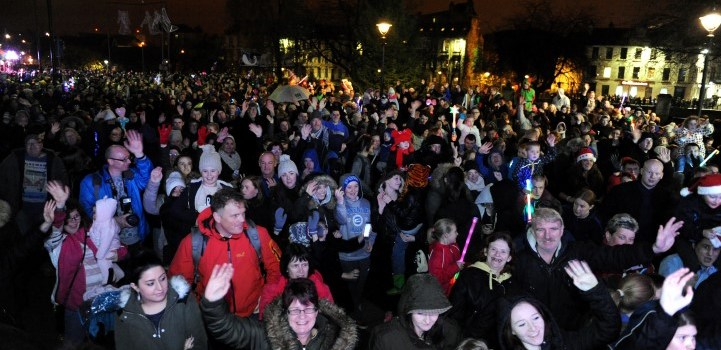 When is Paisley's Christmas Lights Switch-On 2017 and what can we expect?