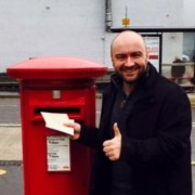 Linwood gets a new post box after Royal Mail originally said no