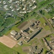 Work starts on new homes at former St Cuthbert's High school site