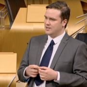 Debut speech in Parliament by Tom Arthur MSP