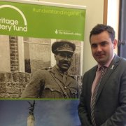 Local MP urges Renfrewshire groups to apply for HLF funding