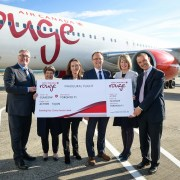 Air Canada Rouge launches Glasgow-Toronto service