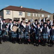 Clean sweep for Johnstone Pipe bands at Shotts