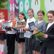 Youngsters ready for Summer Reading Challenge