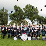 Johnstone Pipe Band crowned Scottish Champions