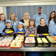 Families First serves up a treat during school holidays