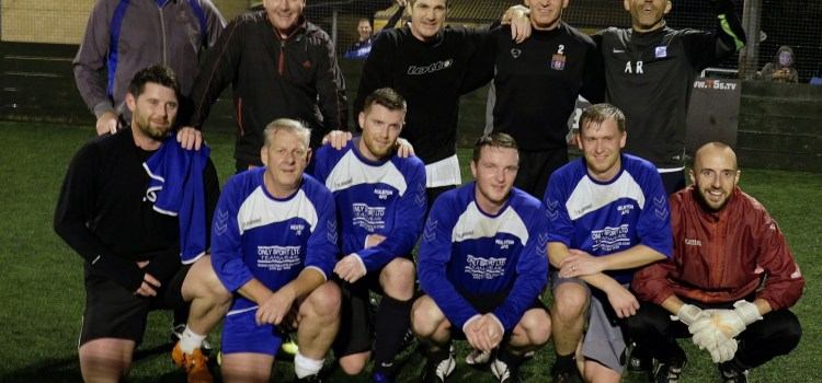 Rae nets win in Pro-Life charity match…but Neil's Nutters made it tough