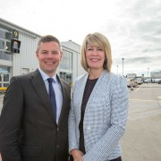 Glasgow Airport records busiest October ever