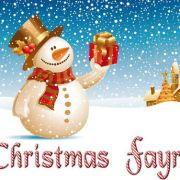 Todholm, Thorn & St Paul's Primary School Christmas Fayre tomorrow (Sat)