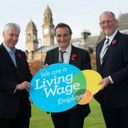 Renfrewshire Council makes Living Wage Week appeal