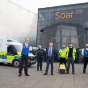 Staff in Soar at intu Braehead trained to save lives