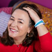 Two Door Down star Arabella Weir urges Scots to unite for World Cancer Day