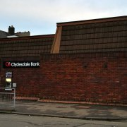 Clydesdale Bank to close Renfrew and Johnstone branches