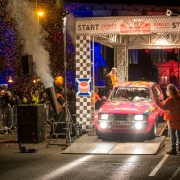 Thousands set off from Paisley on Monte Carlo Classic Rally