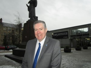 Excellence and success on results day by Paisley's MSP George Adam