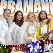 ABBAMANIA is coming to Paisley Town Hall