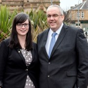 John Shaw and Lisa-Marie Hughes selected to stand for the SNP in Renfrew North and Braehead