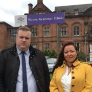 SNP pledge to tackle bullying in Renfrewshire's schools