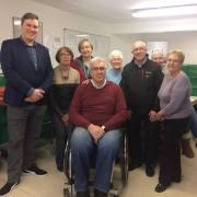 MSP Tom Arthur shows support for Renfrewshire Food Bank