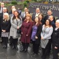 Renfrewshire SNP Council candidates get together for photocall