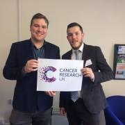 MSP meets with Cancer Research ambassador