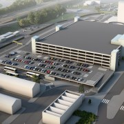 Drop-off charge begins at Glasgow Airpot
