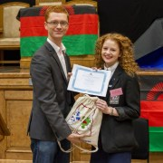 Ross Greer MSP champions the Global Goals