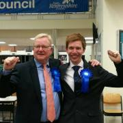 Paul Masterton elected as East Renfrewshire MP