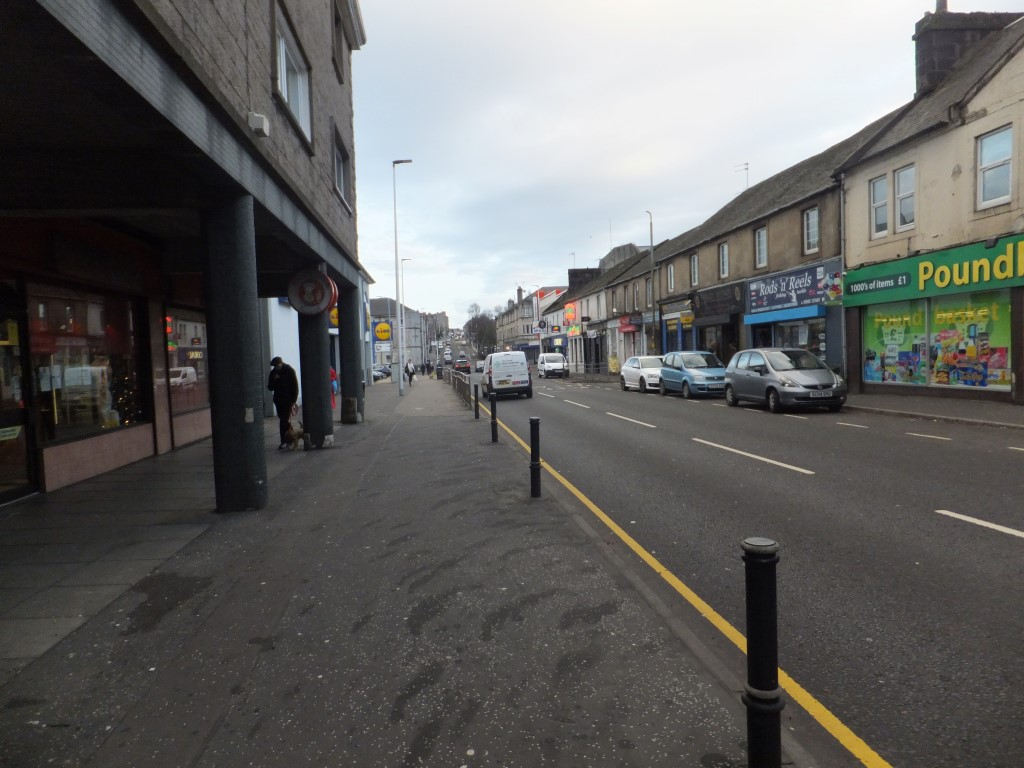 Johnstone Business Consortium to launch a petition over new parking charges
