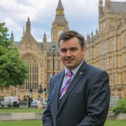 Gavin Newlands MP returns to Westminster 'to stand up for Renfrewshire'