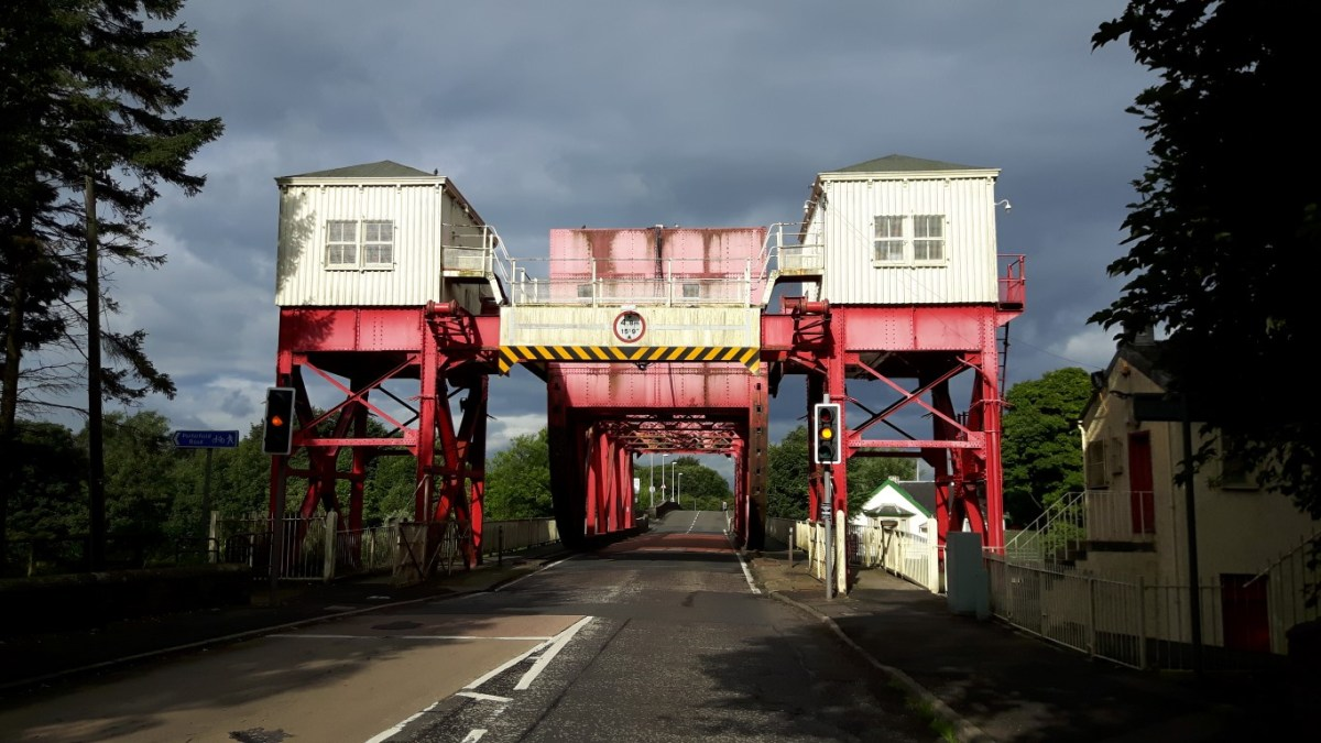 Inchinnan Bascule Bridge to close for 4 weeks for £100,000 investment